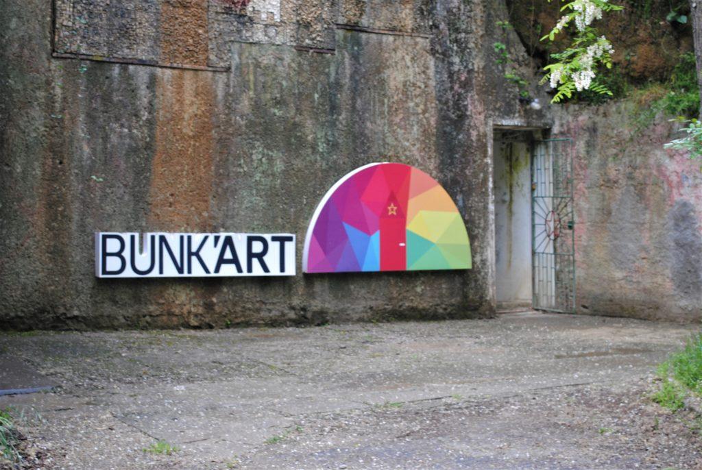 albania tirana bunker bunkart ingresso