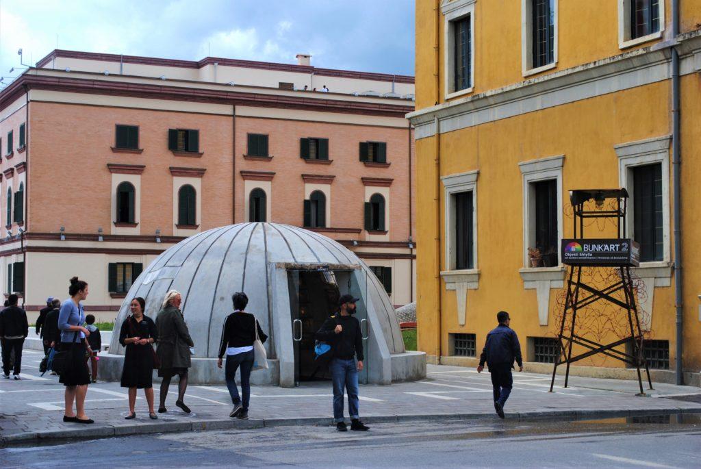 albania tirana museo bunkart2