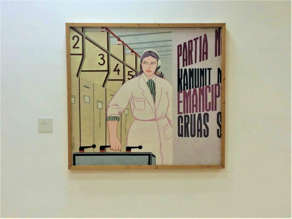 albania tirana galleria d'arte nazionale