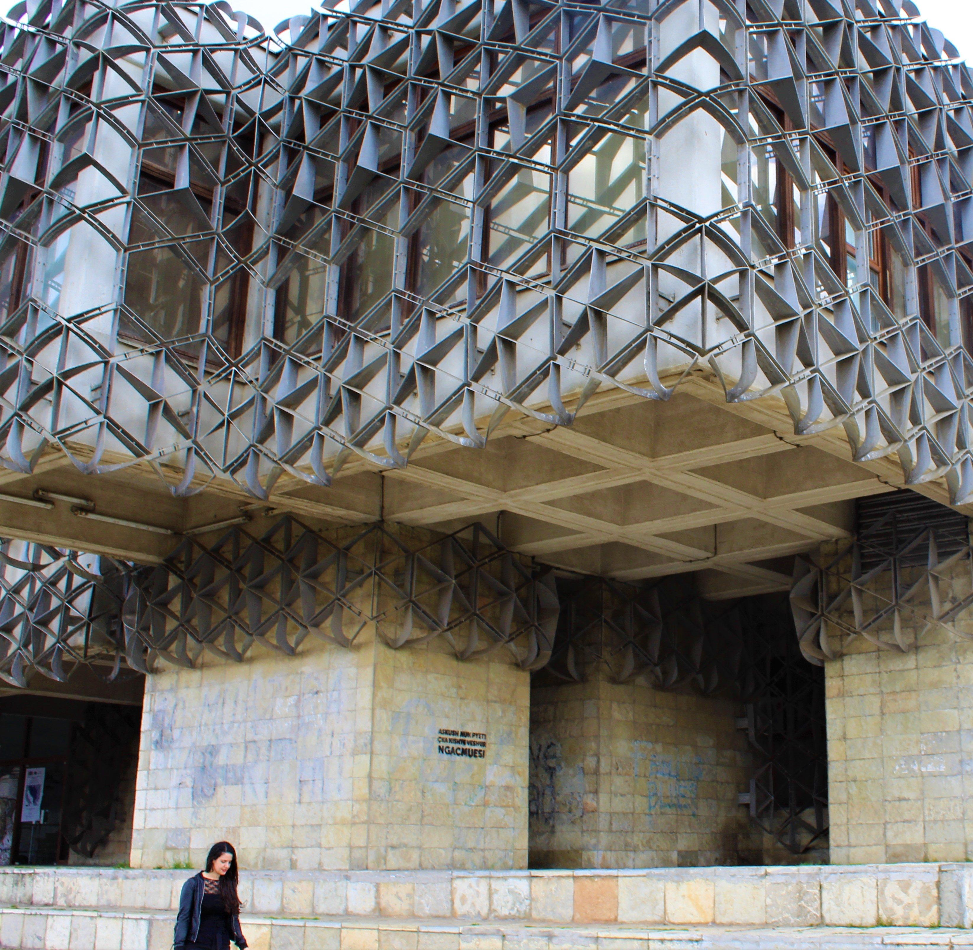 kosovo pristina biblioteca nazionale