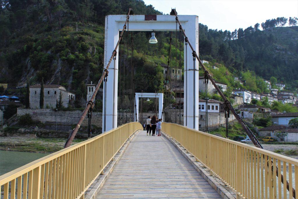 albania berat ponte di gorica