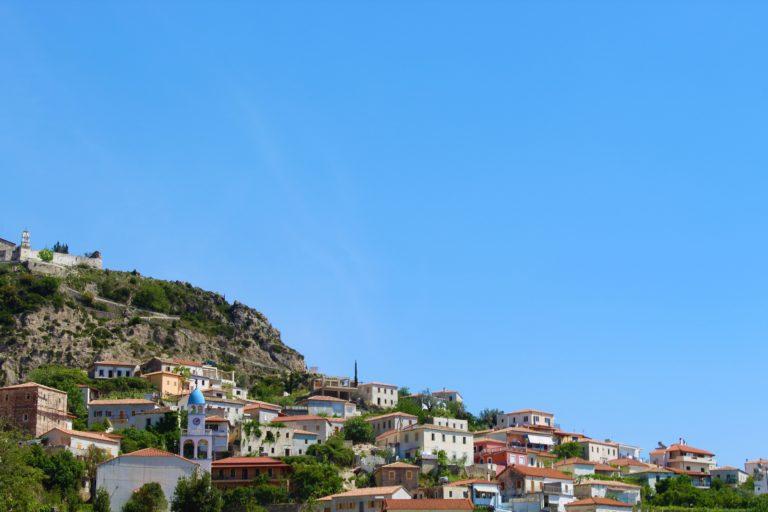 albania dhërmi villaggio cupola blu