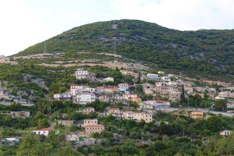 albania vuno villaggio tipico riviera albanese