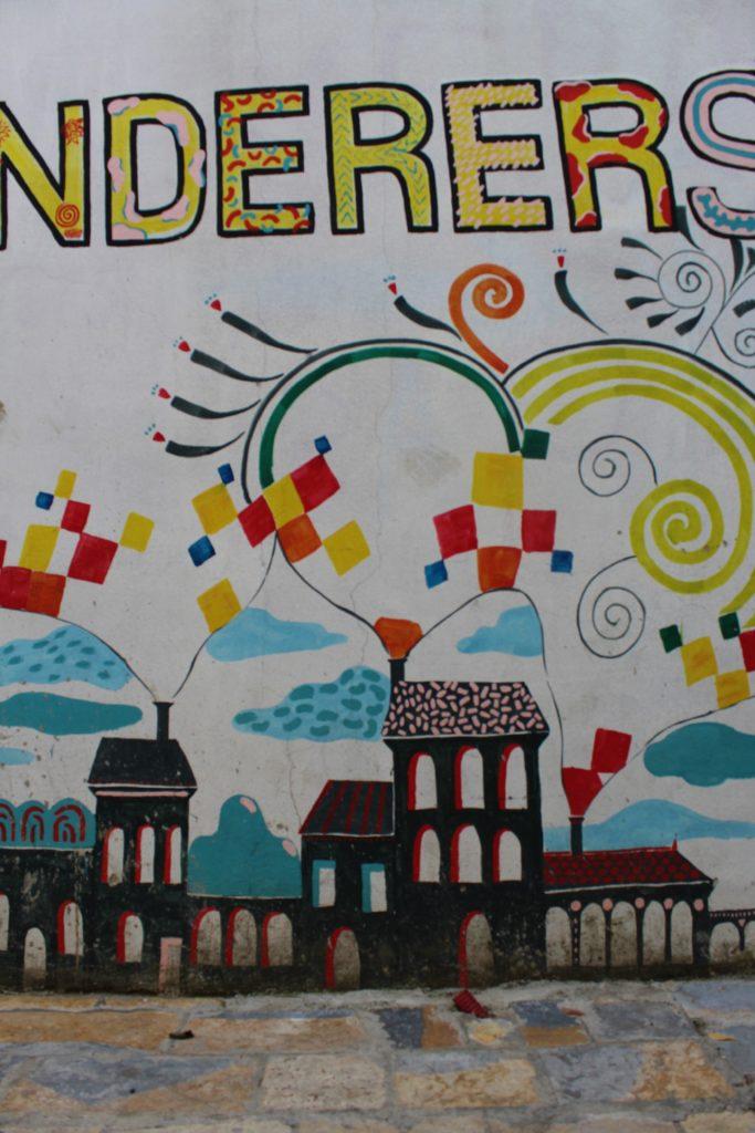 albania scutari street art